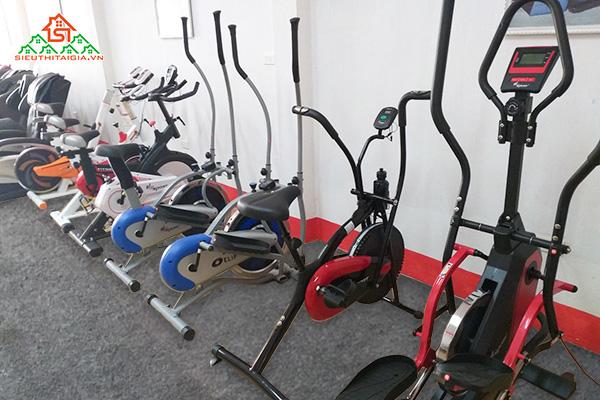 Địa chỉ bán xe đạp tập giá tốt tại tp Sông Công - Thái Nguyên