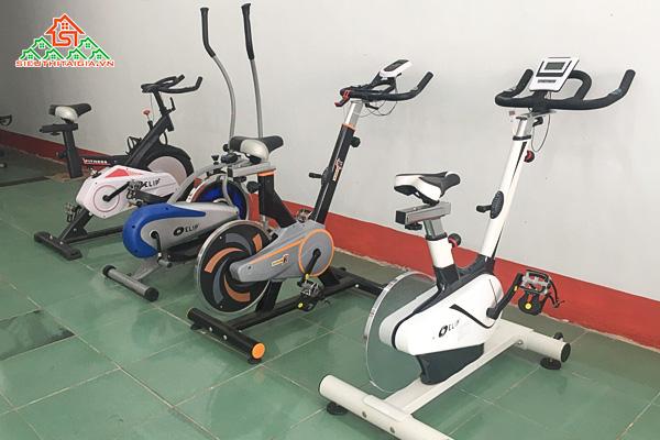 Nơi mua xe đạp tập uy tín tại thị xã Nghĩa Lộ - Yên Bái