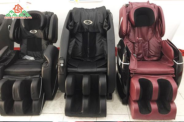 Nơi bán ghế massage uy tín tại quận Long Biên