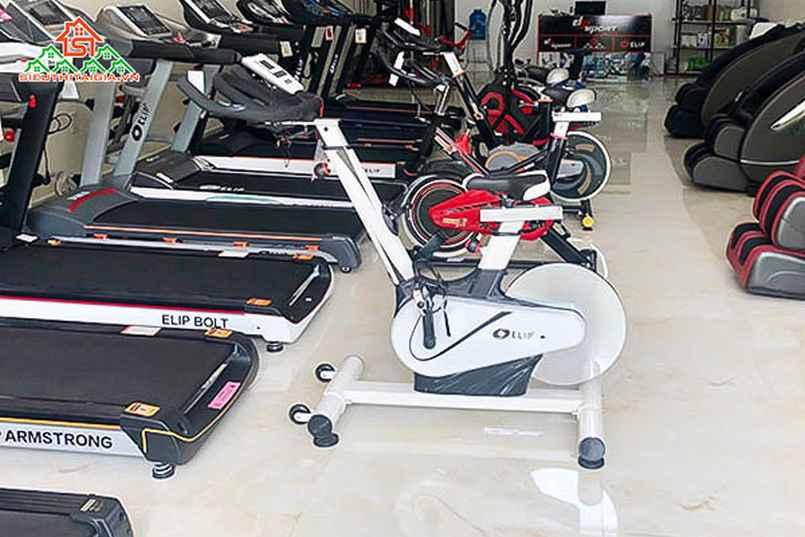 nơi bán xe đạp tập tại tp Uông Bí Quảng Ninh