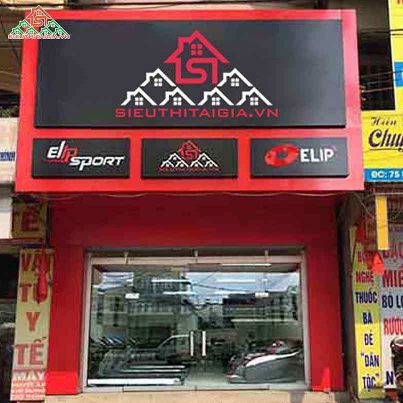 Cửa hàng bán xe đạp tập tại TP Quảng Ngãi