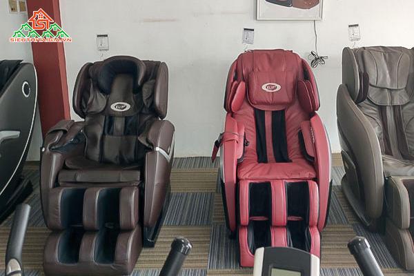 Cửa hàng bán ghế massage chất lượng tại huyện Hoài Đức
