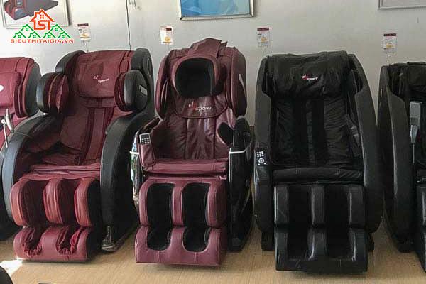 Nơi bán ghế massage tốt giá rẻ tại tp Lai Châu - Lai Châu