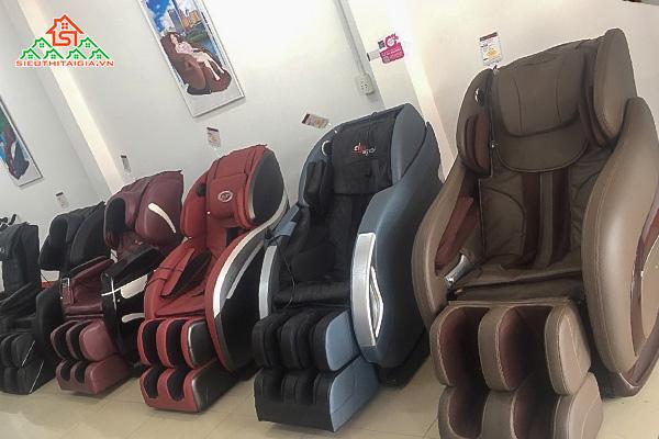 Nơi bán ghế massage giá tốt chất lượng tại Tp Lào Cai- Lào Cai