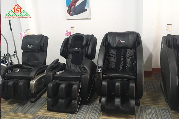 Nơi bán ghế massage uy tín tại Tp Tuyên Quang - Tuyên Quang