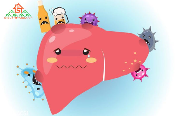 Thuốc giải độc gan