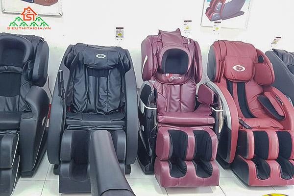 ửa hàng bán ghế massage giá rẻ tại Huyện Bình Chánh