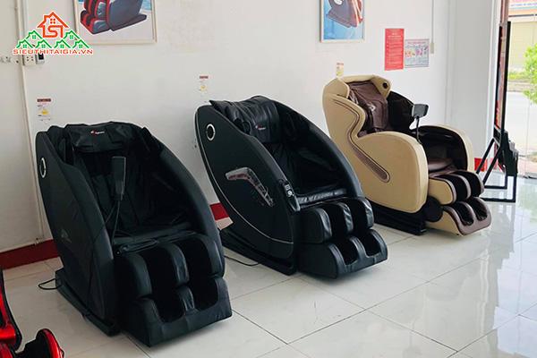 Địa điểm bán ghế massage tại Huyện Hóc Môn