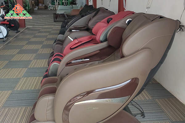 Cửa hàng bán ghế massage chất lượng tốt tại Huyện Nhà Bè