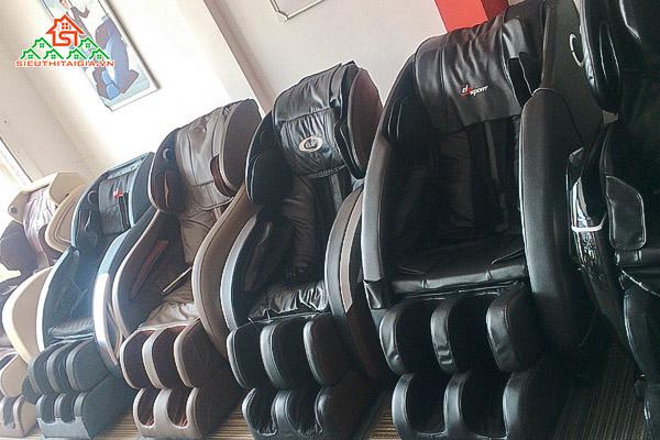 Nơi bán ghế massage tại quận Thủ Đức