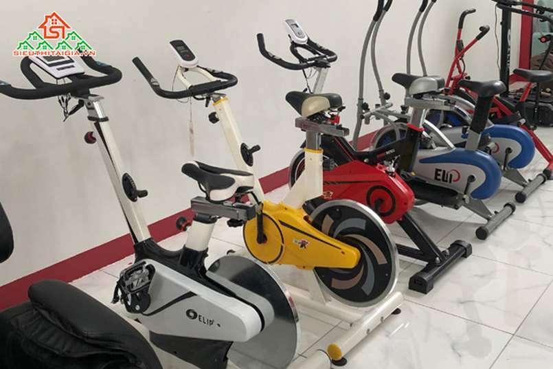cửa hàng xe đạp tập tại Thuận An- Bình Dương