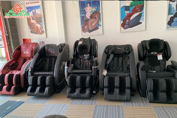 Nơi bán ghế massage giá tốt tại quận Hải An - Hải Phòng