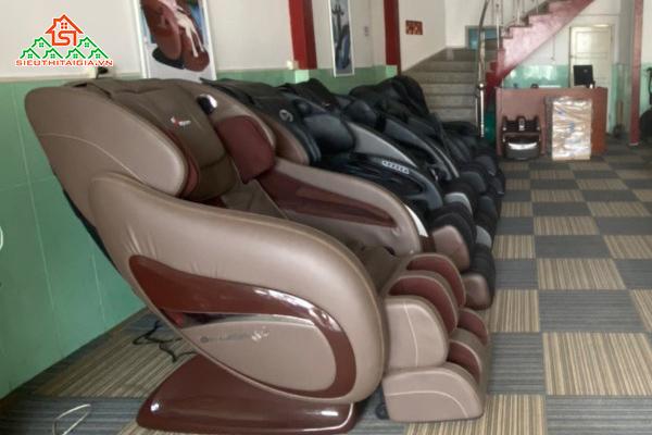 Địa chỉ bán ghế massage giá rẻ tại quận Hồng Bàng - Hải Phòng