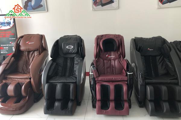 Nơi bán ghế massage tại quận Ngô Quyền - Hải Phòng
