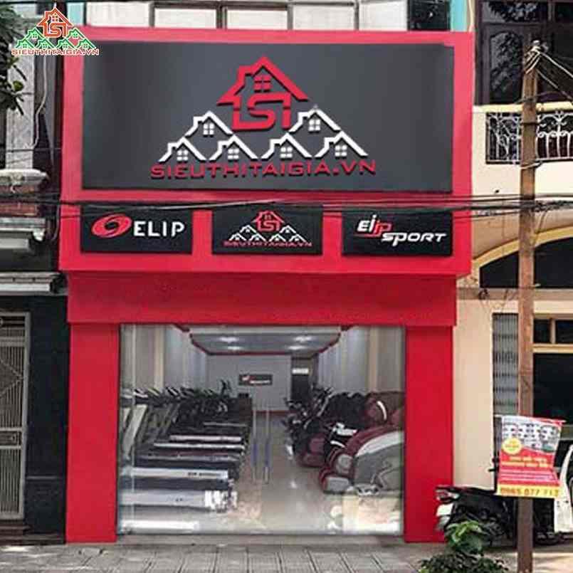 Cửa hàng bán xe đạp tập tại Tp Biên Hòa-Đồng Nai