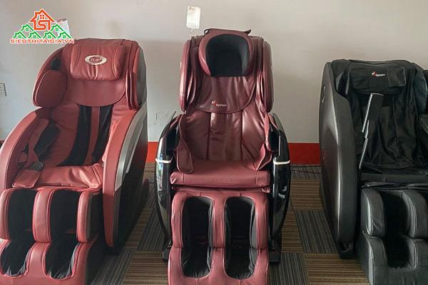 Cửa hàng bán ghế massage tại TP Tam Điệp - Ninh Bình