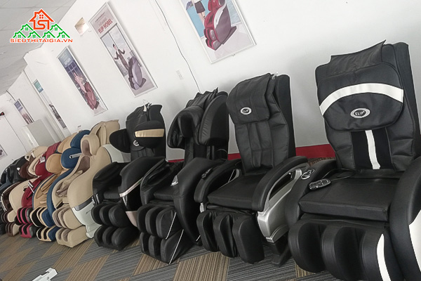 Nơi bán ghế massage uy tín tại thị xã Hương Thủy - Thừa Thiên Huế