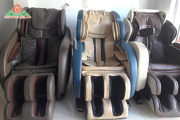 Nơi bán ghế massage giá tốt chất lượng tại thị xã Điện Bàn