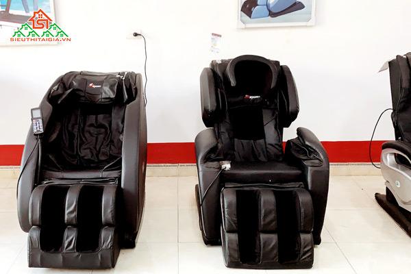 Nơi bán ghế massage uy tín tại Tp Kon Tum - Kon Tum