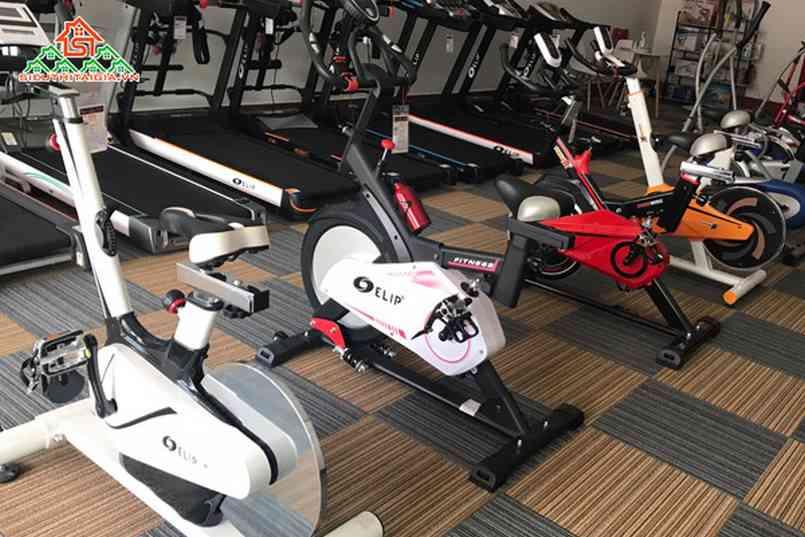 Địa điểm bán xe đạp tập tại TP. Tân An-Long An