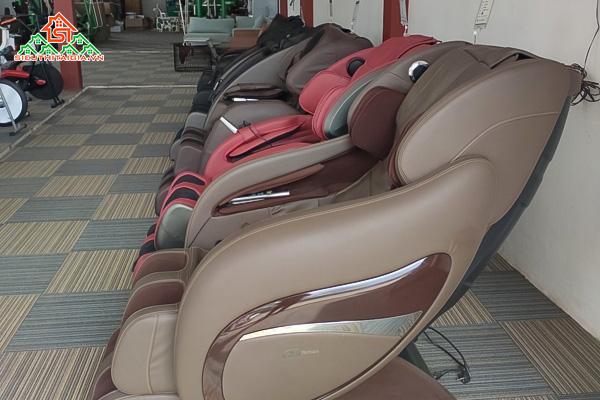 Nơi bán ghế massage giá tốt chất lượng tại Tp Dĩ An - Bình Dương