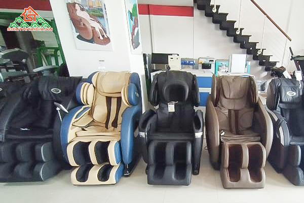 Địa điểm bán ghế massage tại thị xã Bến Cát - Bình Dương