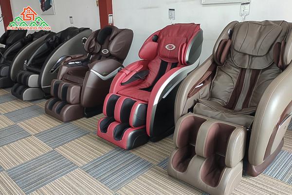 Địa điểm bán ghế massage tại thị xã Tân Uyên - Bình Dương