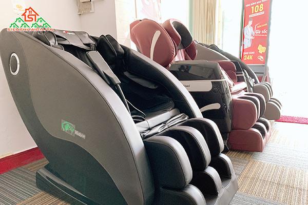 Nơi bán ghế massage tại Tp Thuận An - Bình Dương