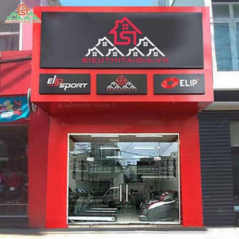 cửa hàng xe đạp tập tại thị xã Giá Rai - Bạc Liêu