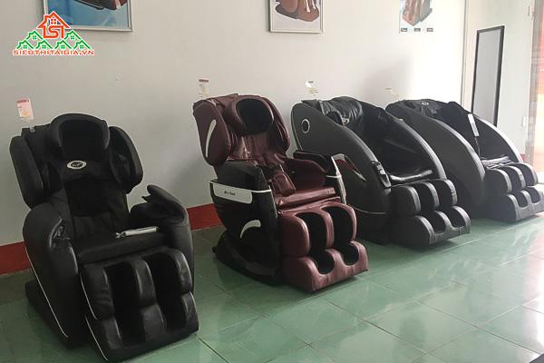 Cửa hàng bán ghế massage tại Tp Bà Rịa - Vũng Tàu