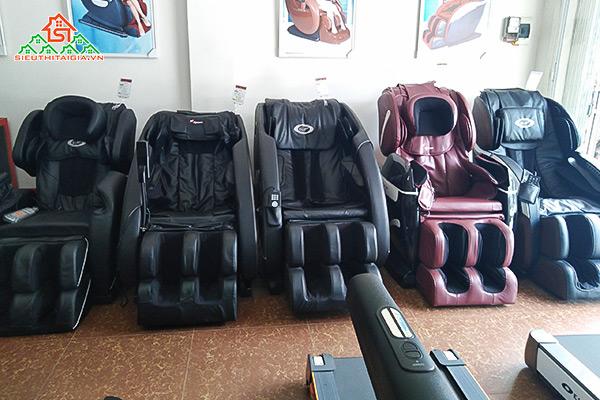 Cửa hàng bán ghế massage tại Tp Vũng Tàu