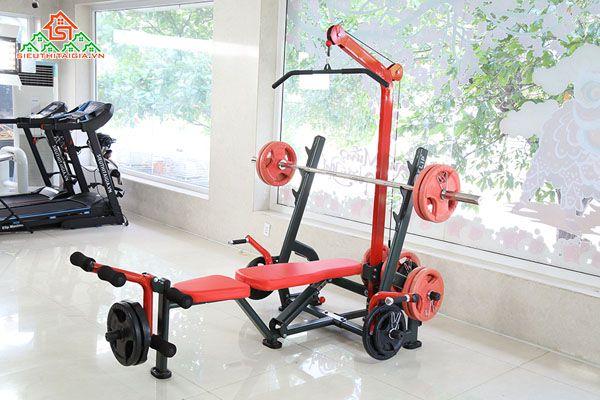 Nơi bán dụng cụ thiết bị ghế tập gym tại quận Hai Ba Trưng