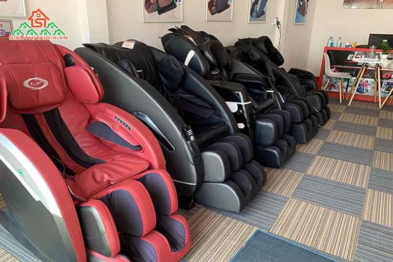địa điểm bán ghế massage tại quận Cầu Giấy