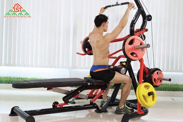 Địa điểm bán dụng cụ thiết bị ghế tập gym tại Huyện Hóc Môn