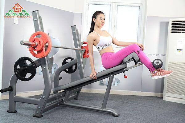 Cửa hàng bán dụng cụ thiết bị ghế tập gym tại quận 5