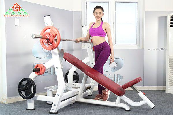 Địa điểm bán dụng cụ thiết bị ghế tập gym tại quận Kiến An - Hải Phòng