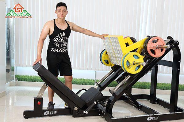 Cửa hàng bán dụng cụ thiết bị ghế tập gym tại Tp Thái Nguyên - Thái Nguyên