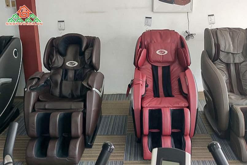 Nơi mua ghế massage tại quận Hai Bà Trưng