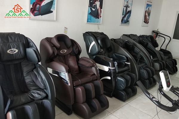 Điạ điểm mua ghế massage tốt tại tp Bắc Kạn - Bắc Kạn