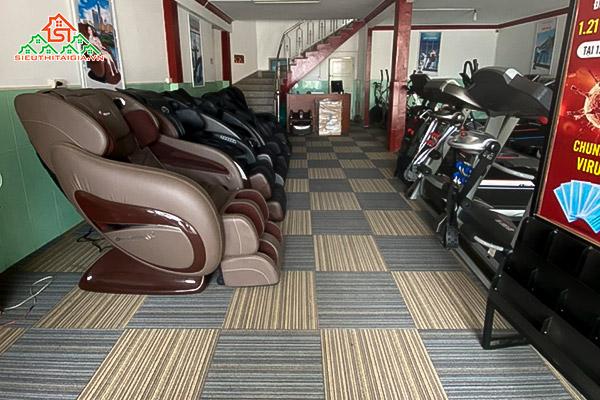 Cửa Hàng Bán Ghế Massage Uy Tín Tại Quận 5