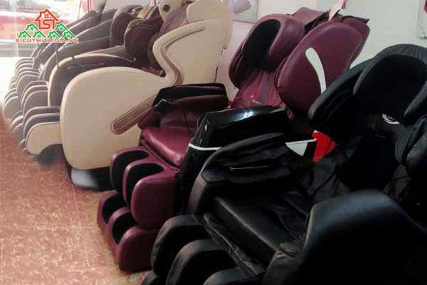Địa Chỉ Bán Ghế Massage Đáng Tin Cậy Tại Quận 3