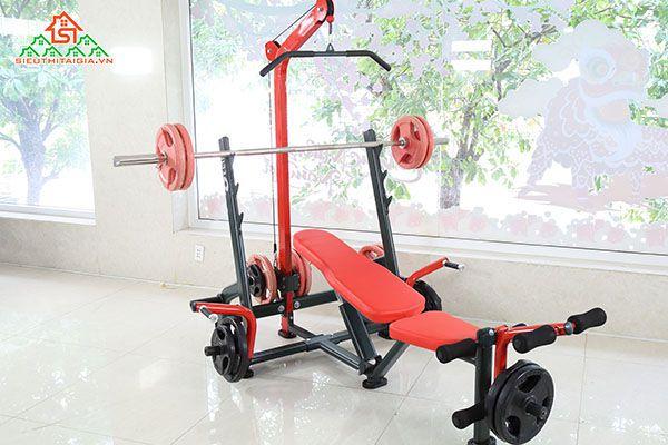 Địa điểm bán dụng cụ thiết bị ghế tập gym tại quận Hà Đông
