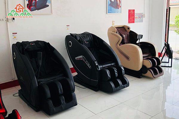 Nơi Bán Ghế Massage Đáng Tin Cậy Tại Huyện Ứng Hòa
