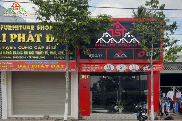 Cửa hàng bán dụng cụ thiết bị ghế tập gym tại thị xã Từ Sơn - Bắc Ninh