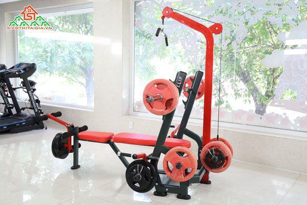 Địa điểm bán dụng cụ thiết bị ghế tập gym tại Tp Móng Cái - Quảng Ninh