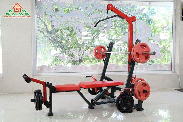 ửa hàng bán dụng cụ thiết bị ghế tập gym tại Tp Quảng Ngãi - Quảng Ngãi