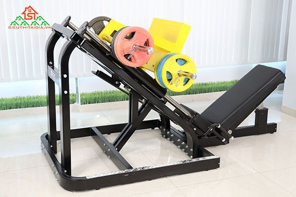 Nơi bán dụng cụ thiết bị ghế tập gym tại thị xã Long Khánh - Đồng Nai