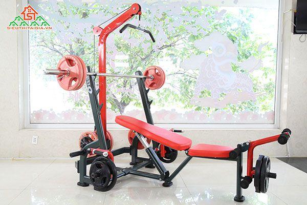 Cửa hàng bán dụng cụ thiết bị ghế tập gym tại thị xã Phước Long - Bình Phước