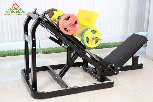 Địa điểm bán dụng cụ thiết bị ghế tập gym tại Tp Tân An - Long An