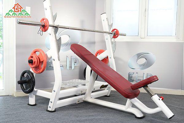 Nơi bán dụng cụ thiết bị ghế tập gym tại Tp Bạc Liêu - Bạc Liêu